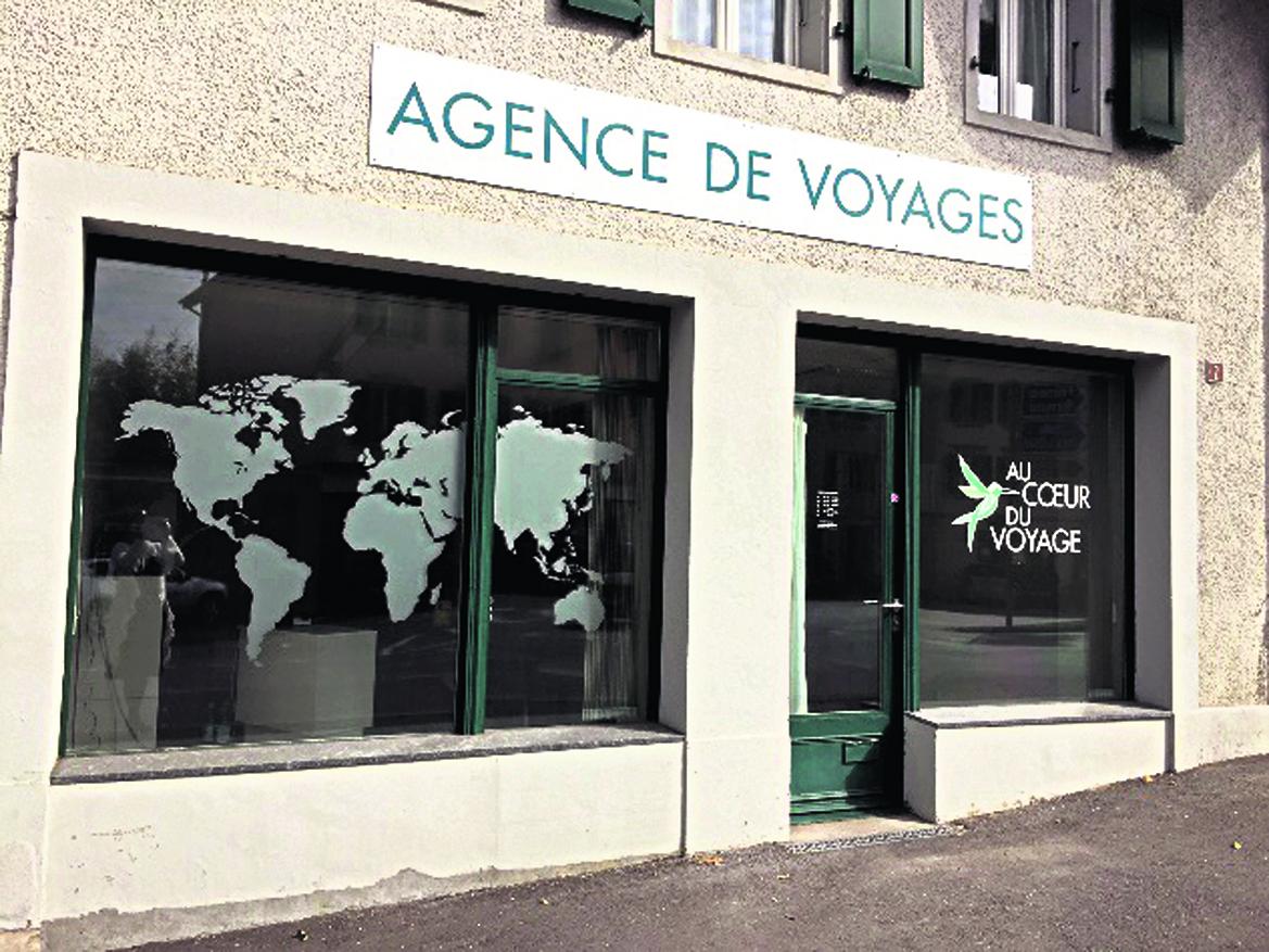 Le courrier au c ur du voyage une agence de voyages for Agence chez vous