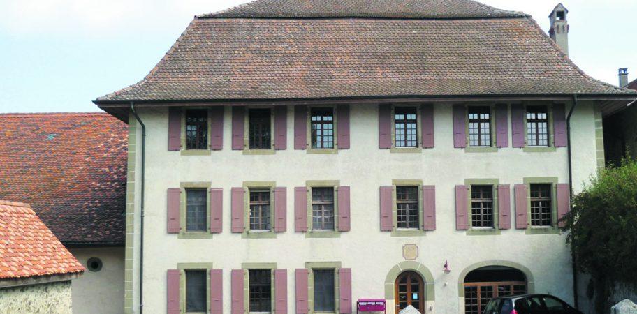 11. Château de Morrens